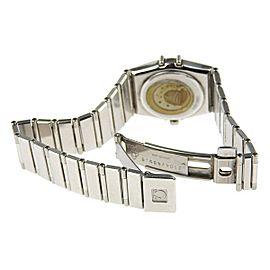 Omega Constellation G2000370200000956 23mm Womens Watch