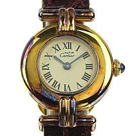 Cartier Mast Colise 590002 24mm Womens Watch