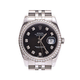 Rolex Datejust 35mm Unisex Watch