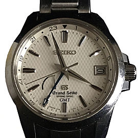 Seiko Grand SBGE009 9R66-0AE0 40mm Womens Watch