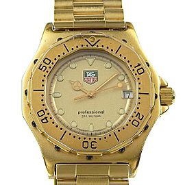 Tag Heuer Professional 2000 34mm Womens Watch