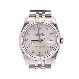 Rolex Datejust 116234G 35mm Mens Watch
