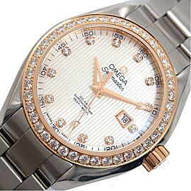 Omega Automatic 231.25.34.20.55.003 34mm Womens Watch