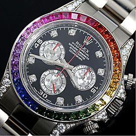 Rolex Diamond 1002 40mm Womens Watch