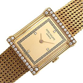 Patek Philippe Philippe 20mm Womens Watch