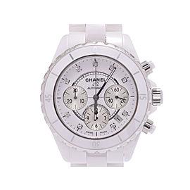 Chanel J12 H2009 41mm Mens Watch