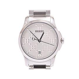 Gucci Timeless Quartz 27mm Womens Watch