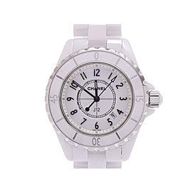 Chanel J12 33mm Womens Watch