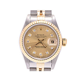 Rolex Datejust 1002 25mm Womens Watch