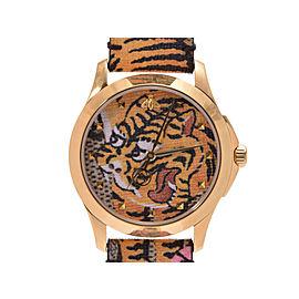 Gucci Timeless Quartz 38mm Womens Watch