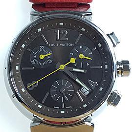 Louis Vuitton Tambour Q1321 30mm Womens Watch