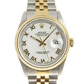 Rolex Datejust 16233 35mm Womens Watch