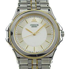 Seiko Credor 8J81-6A20 36mm Mens Watch