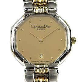 Christian Dior Octagon 25mm Womens Watch