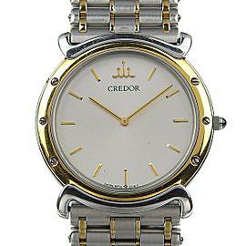 Seiko Credor 5A74-0050 31mm Womens Watch