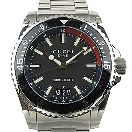 Gucci Dive Quartz 48mm Womens Watch