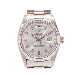 Rolex Day-Date 1803 35mm Womens Watch