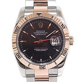 Rolex Datejust 82 36mm Womens Watch