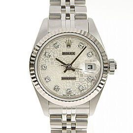 Rolex Datejust 79174 25mm Womens Watch