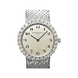 Vacheron Constantin 22mm Womens Watch
