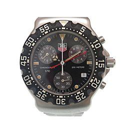 Tag Heuer Chronograph CA1211 36mm Womens Watch