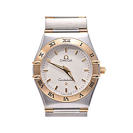 Omega Constellation 23mm Womens Watch