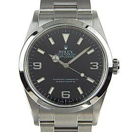 Rolex Explorer 114270 35mm Mens Watch