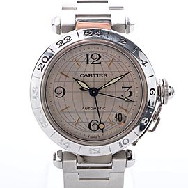 Cartier Pasha De Cartier W31029M7 35mm Unisex Watch