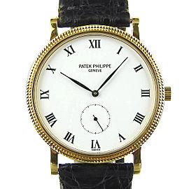 Patek Philippe 3919 33mm Mens Watch