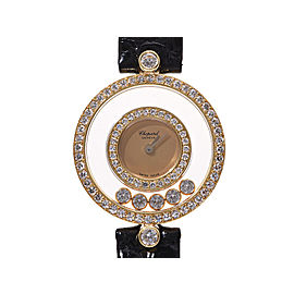 Chopard Happy Diamond 23mm Womens Watch