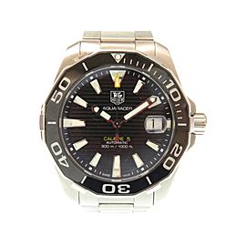 Tag Heuer Aquaracer WAY211A 41mm Mens Watch