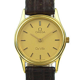 Omega De Ville 21mm Vintage Womens Watch