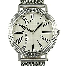 Boucheron Ronde 37mm Mens Watch