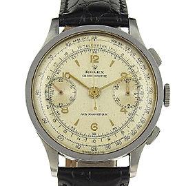 Rolex Chronograph 2508 36mm Vintage Mens Watch