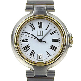 Dunhill Millennium 34mm Mens Watch
