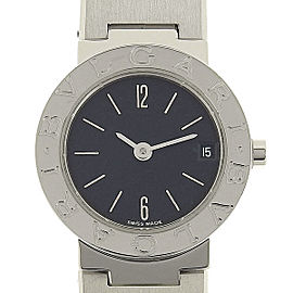 Bulgari BB23SS 23mm Womens Watch