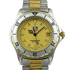 Tag Heuer Professional 974.013R-2 2000 36mm Unisex Watch