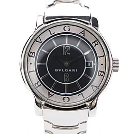 Bulgari Solotempo ST29S 29mm Womens Watch