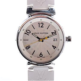 Louis Vuitton Tambour Q1311 34mm Womens Watch