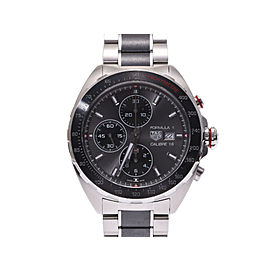 Tag Heuer Formula 2000 CAZ 2012 43mm Mens Watch
