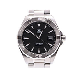 Tag Heuer Aquaracer 3000 WAY 1110 40mm Mens Watch