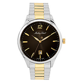 Mathey Tissot Men's Urban Metal