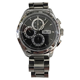 Hamilton Jazzmaster Chronograph H32816131 Stainless Steel 47mm Automatic Mens Watch