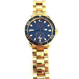 Ulysse Nardin Blue Surf 18k Rose Gold Limited Edition of 50o Watch