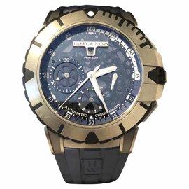 Harry Winston Ocean Chronograph OCSACH4422007 44mm Mens Watch