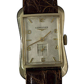 Longines Vintage 25mm x 39mm Mens Watch