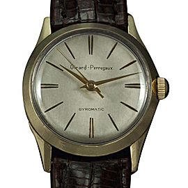 Girard Perregaux Vintage B-1886 31mm x 37mm Mens Watch