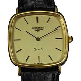 Longines Cushion Dress Watch 150-6707 30mm x 36mm Mens Watch