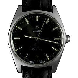 Omega Geneve 135.041 34mm x 40.5mm Mens Watch