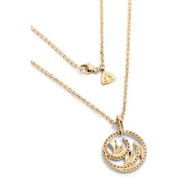 Stephen Webster 18K Yellow Gold & Diamonds Small Vortex Pendant Necklace